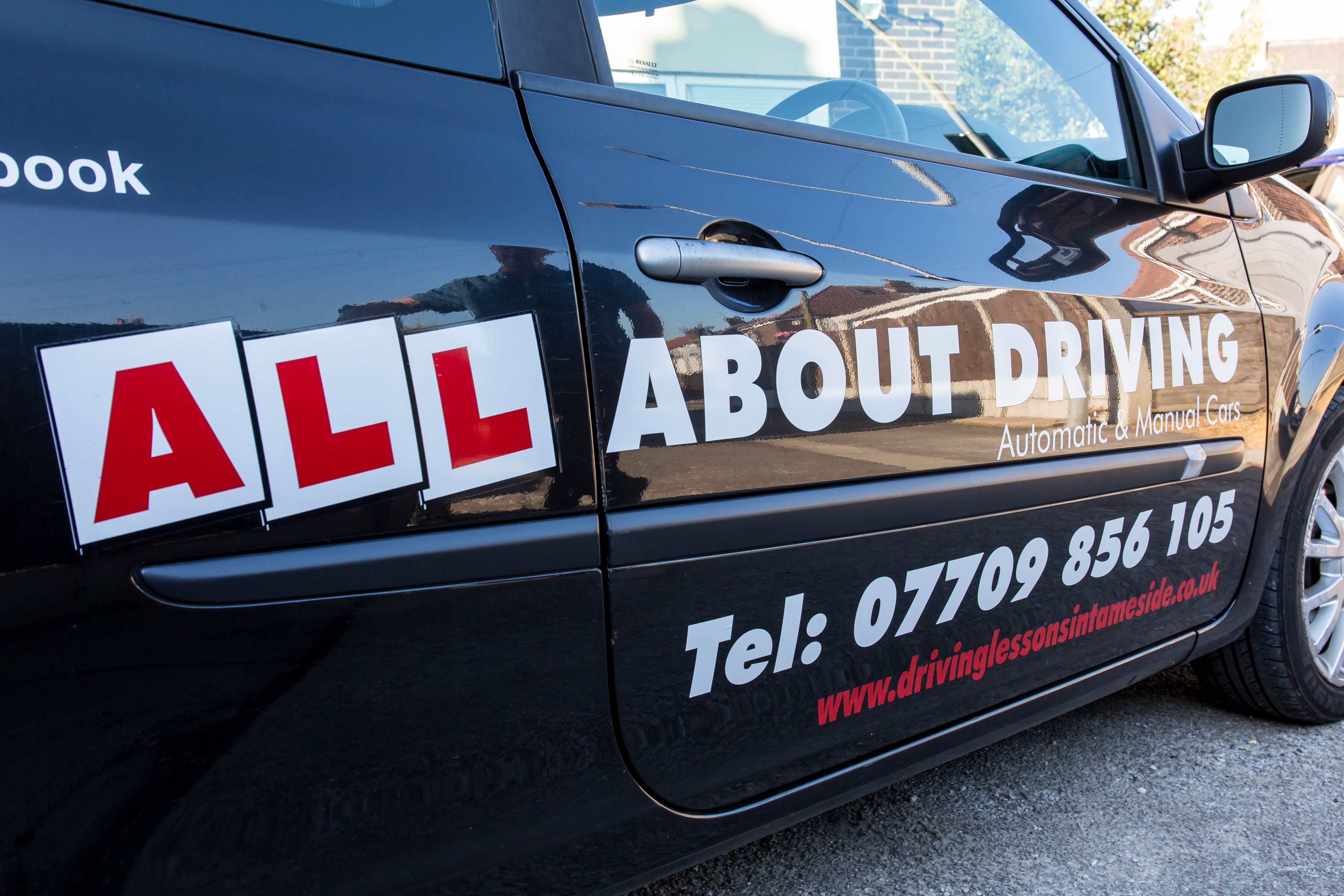 intensive driving course tameside