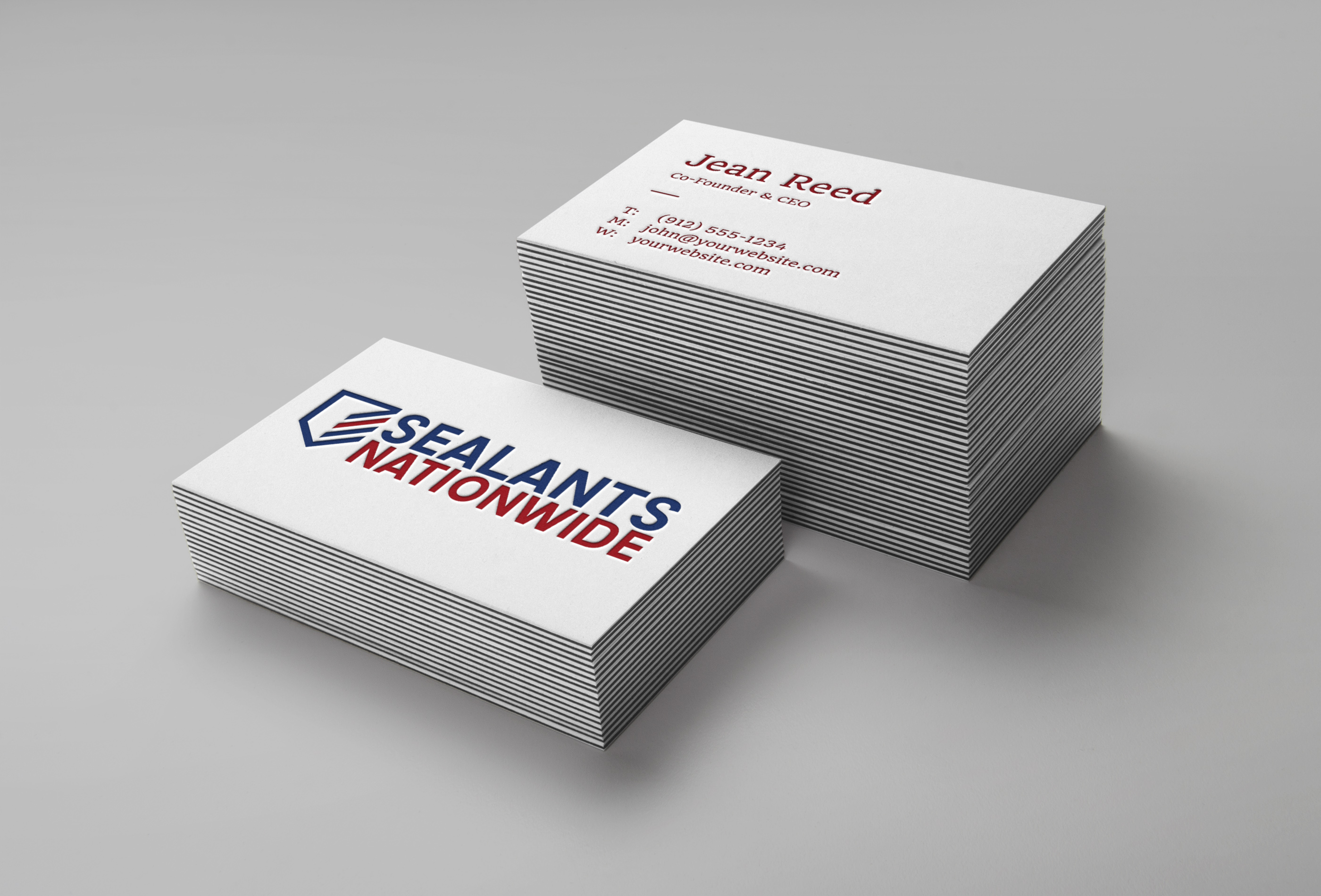 Business Card #001