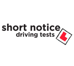 Short Notice Driving Tests London
