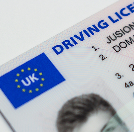 uk driving license liverpool