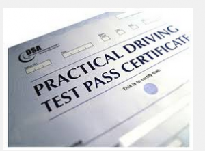 Cancellation Driving Test