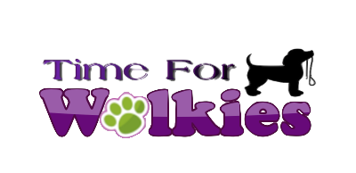 Time For Walkies - Logo Design