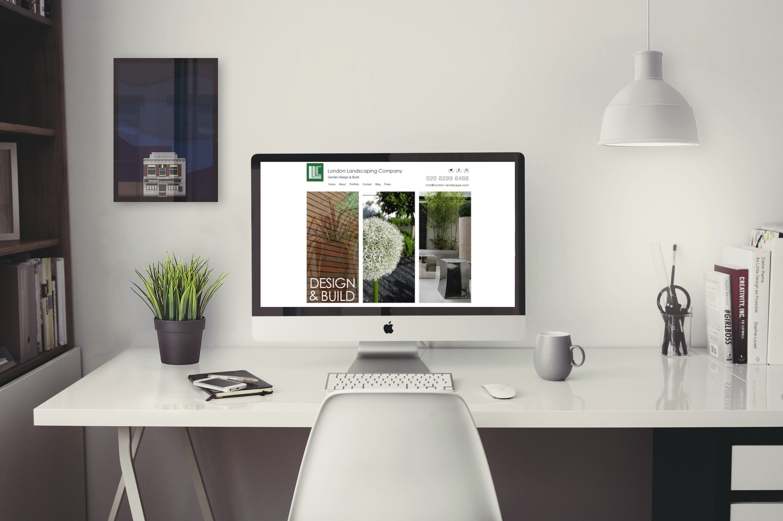 London Landscaping Company - Get To Page One Ltd
